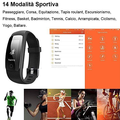 Zoom IMG-3 willful smartwatch orologio fitness tracker