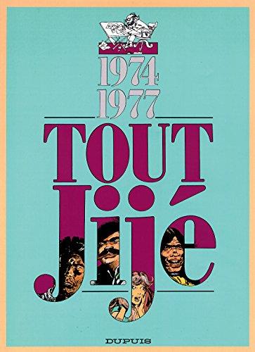 Tout Jijé - tome 13 - TOUT JIJE (1974-1977)