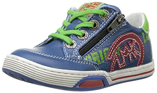 Little Mary Virgile Sneakers, Bambino, Blu (Nappa Nuit), 26