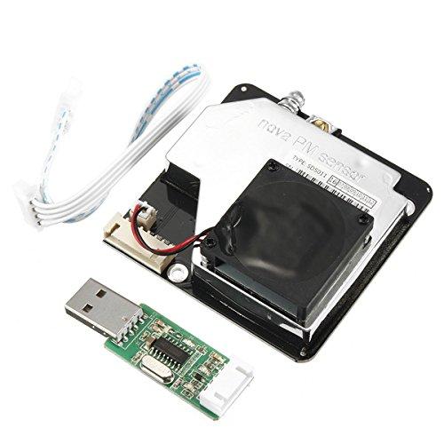Bluelover Nova PM Sensor SDS011 Hochpräzisions Laser PM2.5 Luftqualitäts Erkennungs Sensor Modul Super Staub-Sensoren Digitaler Ausgang