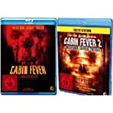 Cabin Fever 1 (Single Edition) & Cabin Fever 2