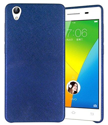 IAMMAGPIE VIVO Y51L Back Cover, Premium Leather Back Case For VIVO Y51L - Blue