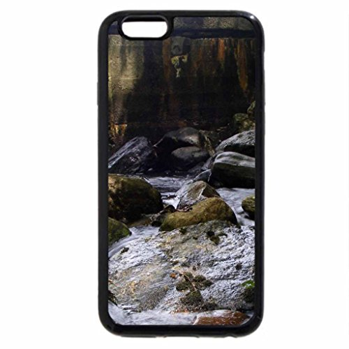 iPhone 6S / iPhone 6 Case (Black) Kane Mtn.Waterfall