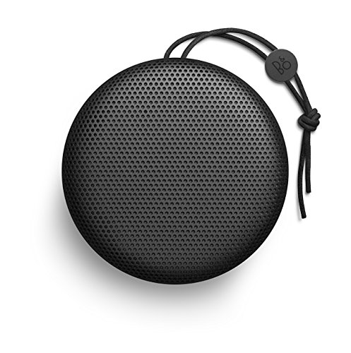 Foto B&O PLAY by Bang & Olufsen BeoPlay A1 Altoparlante Portatile, Ricaricabile, Bluetooth, Wireless, Nero