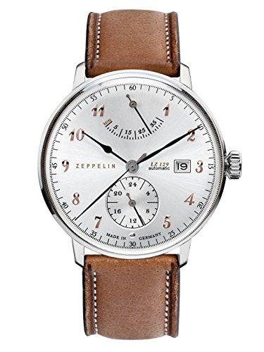 Zeppelin Armbanduhr 7062-5 Herrenuhr