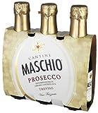 4x Maschio - Prosecco Vino Frizzante Treviso D.O.C., 3er Baby - 600ml