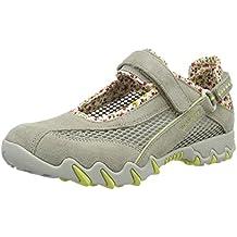 Mephisto - Zapatillas para Mujer, Color Blanco, Talla 35