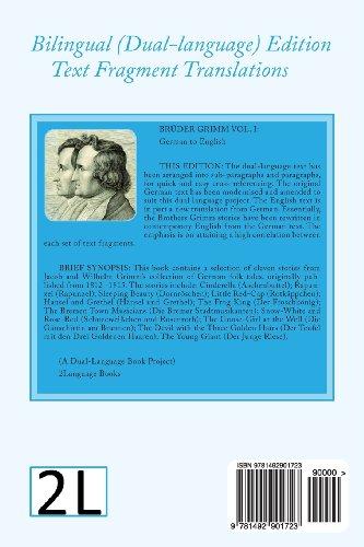 Image of Brüder Grimm Vol. I: German to English: 1