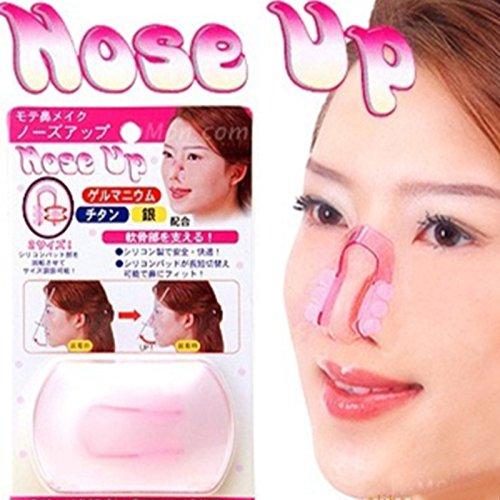Zantec Nase Clip Anti Rutsch Shock Design Silikon Bazoo hält die neuesten Nase Clip Hold up Brille Schönheit Make up Tools