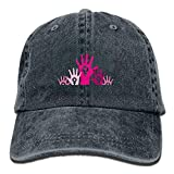 Ntpclsuits You Can't be Truly Feminist If You Don't Want Women to Control Their Own Bodies HuffPost Vintage Washed Dyed Cotton Twill Low Profile Adjustable Baseball Cap Black