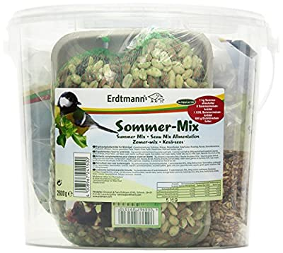 Erdtmanns Summer Mix in a Bucket, 2600 g from Christoph & Franz Erdtmann OHG
