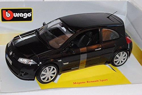 renault-megane-sport-schwarz-3-turer-2-generation-typ-m-2002-2009-1-18-bburago-modell-auto