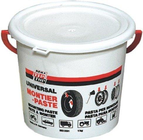 Rema Tip Top 2174050500 Reifenmontierpaste, weiß, 1 kg -