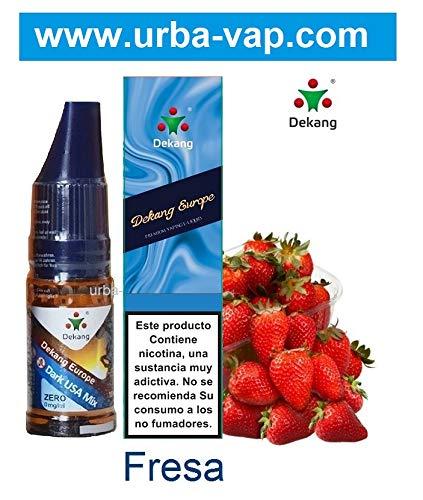 Líquido Vape - Cigarrillo Electrónico 1x10ml