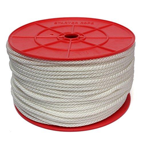 Preisvergleich Produktbild JenNiFer 100M Nylon Pull Starter Recoil Start Cord Rope Für Rasenmäher 2.5Mm 3, 5Mm 4Mm 4, 5Mm - 4Mm