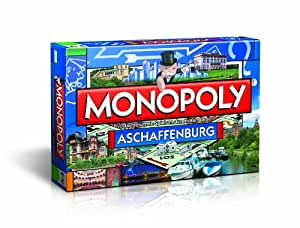 Winning-Moves 41184 - Monopoly Aschaffenburg