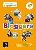 Bloggers 4e (A2-B1) Pack CP MP3 + DVD vidéo d'anglais