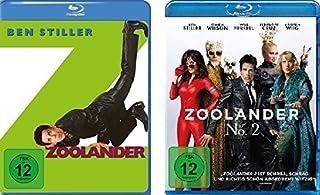 Zoolander 1+2 im Set - Deutsche Originalware [2 Blu-rays]