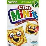 Nestlé Ciniminis - Céréales du Petit Déjeuner - Paquet de 375 g - Lot de 4