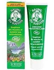 Saint benoit - Baume du suédois - tube 100 ml - Souplesse des muscles et mobilité des articulations