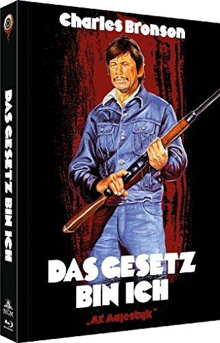 Das Gesetz bin ich (Mr. Majestyk) - UNCUT - 2-Disc Limited Collector's Edition Nr. 11 (Blu-ray + DVD) - Limitiertes Mediabook a