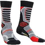 FLM Socken Funktionssocken kurz 1.0 schwarz 43-46, Unisex, Casual/Fashion, Ganzjährig, Textil