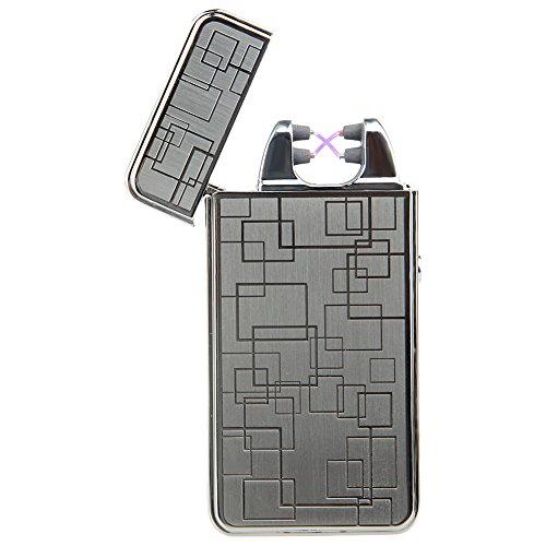 padgene-briquet-double-arc-electrique-sans-flamme-rechargeable-usb-anti-vent-argent