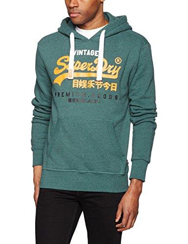 Superdry Herren Kapuzenpullover Premium Goods Tri Hood