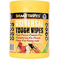Smaart 778647 Universal Tough Wipes - Pack of 90