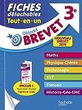 Objectif Brevet 3e - Fiches détachables Tout-en-Un Nouveau Brevet 2019...