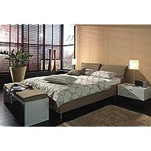 Polsterbett Casa KTV   Gemütliches Designerbett, Größe:140x200cm Home Design Ideas