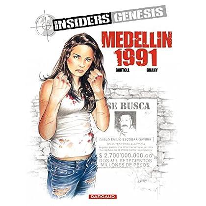 Insiders Genesis - tome 1 - Medellin 1991