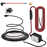 Hardwire Kit,INRIGOROUS Micro Usb Hardwire kit with Fuse Kit/Direct Car Charger Cable Kit for HD PRO & Micro USB Dashboard Camera Power Supply Car Charger GPS Car DVR Power Box (Micro Usb+Fuse Kit)