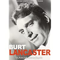 Essential Classics: Burt Lancaster - His Majesty O'Keefe (1954) / Jim Thorpe - All-American (aka Man of Bronze, 1951) / South Sea Woman (1953) / Executive Action (1973) / Seven Days in May (1964) - Official WB Region 2 PAL 5-DVD Box Set