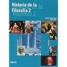 Historia de la filosofía 2 (Bachillerato L.O.G.S.E. - Segundo Curso Bachillerato L.O.G.S.E. - Filosofía - Ediciones Específicas) - 9788484331162