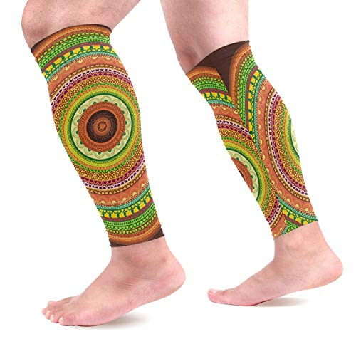 Whether You Have Aching Calves, Leg Cramps, Swelling Or Edema, Shin Splints, POTS Or Varicose / Spider Veins These Sleeves Allow You To Train Harder, Recover Faster & Feel Stronger.Whether High Or Low Or High Impact, These Enable You To Warm Up S...