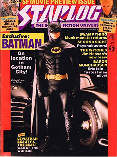 Starlog Magazine The Sci Fi Comics: May 1989 (English Edition)