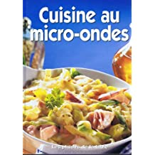 fr micro ondes cuisine au quotidien livres