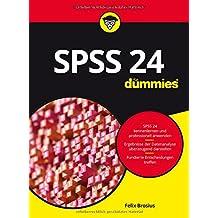 SPSS 24 für Dummies