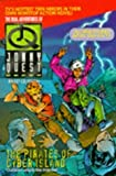 Jonny Quest: Pirates of Cyber Island (The real adventures of Jonny Quest) by Brad Quentin (1996-12-02)