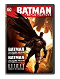 Batman: Dark Knight Returns (Triple Feature) [Edizione: Stati Uniti]