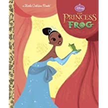The Princess and the Frog Little Golden Book (Disney Princess and the Frog) by RH Disney (2009) Hardcover