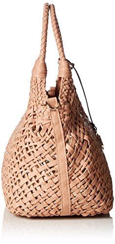 Gabor Grazia, Borsa con Maniglia Donna Rosso (Rot (rose Handtasche))