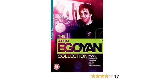 Atom Egoyan Collection - 7-DVD Box Set Next of Kin / Family ...