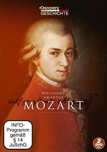 Wolfgang Amadeus Mozart [2 DVDs]