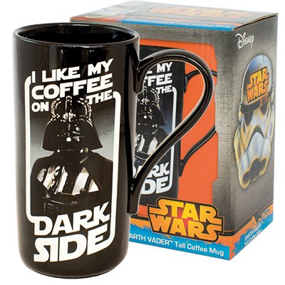 DISNEY STAR WARS DARTH VADER Tasse (für Latte) aus Keramik, Motiv