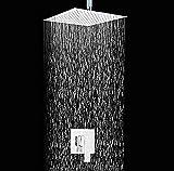 ZYJYDucha Dark agua fria caliente sola función ducha ducha
