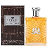 Ralph Lauren Safari for Men 125 ml EDT Spray, 1er Pack (1 x 125 ml)