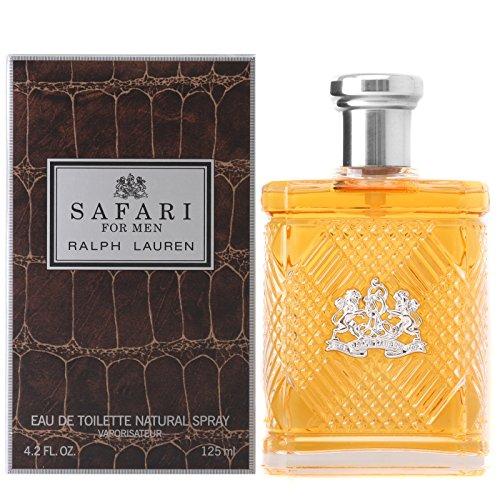 Ralph Lauren, Safari, Eau de Toilette spray da uomo, 125 ml