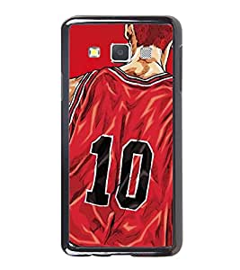 Fuson Designer Back Case Cover for Samsung Galaxy A5 (2015) :: Samsung Galaxy A5 Duos (2015) :: Samsung Galaxy A5 A500F A500Fu A500M A500Y A500Yz A500F1/A500K/A500S A500Fq A500F/Ds A500G/Ds A500H/Ds A500M/Ds A5000 (Basket ball Player game Champion T shirt)
